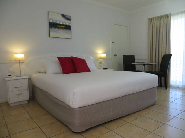 Charters Towers Heritage Lodge Motel - Accommodation Bookings