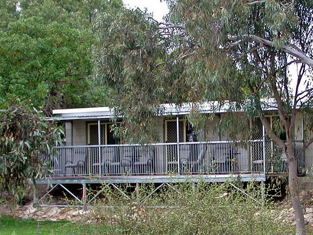 Donald Riverside Motel - Accommodation Bookings