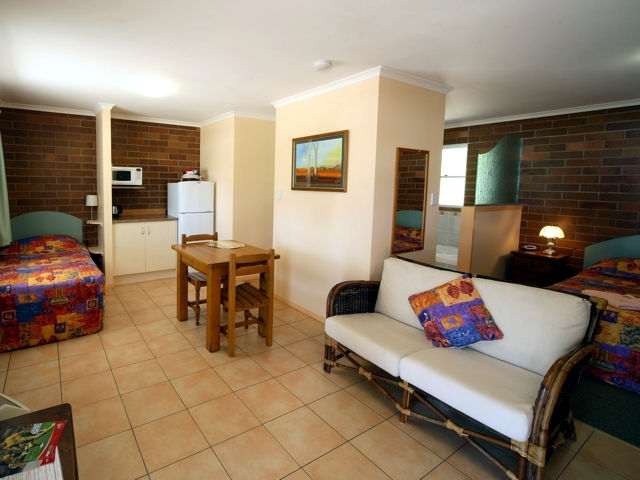Rubyvale Motel  Holiday Units - Accommodation Bookings