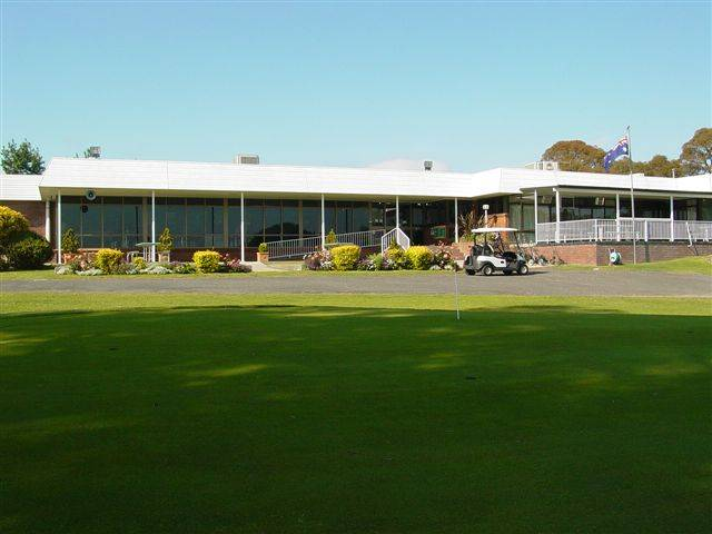 Tenterfield Golf Club and Fairways Lodge - Accommodation Bookings