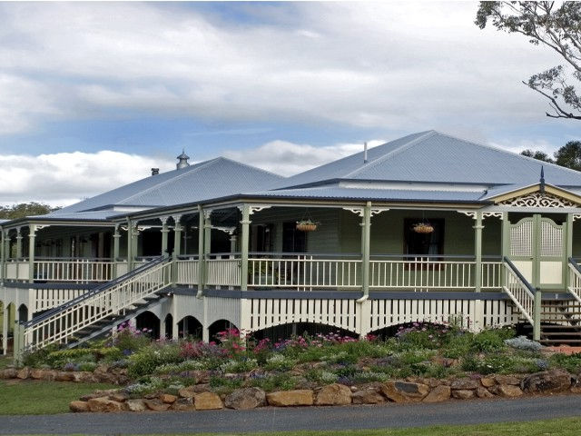 The Sanctuary Springbrook Guest House Cottage - Accommodation Bookings