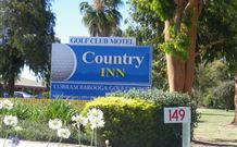 Barooga Country Inn Motel - Barooga - Accommodation Bookings