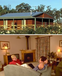 Twin Trees Country Cottages - Accommodation Bookings