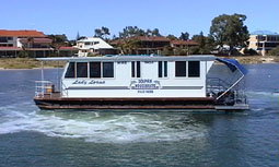 Dolphin Houseboat Holidays - Accommodation Bookings
