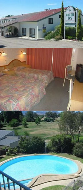 Tumut Motor Inn - Accommodation Bookings