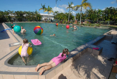 Kurrimine Beach Holiday Park - Accommodation Bookings