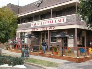 Walcha Royal Cafe and Boutique Accommodation - Accommodation Bookings