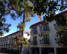 Airport Hacienda Best Western Motel - Accommodation Bookings