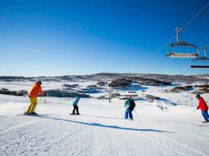 The Coachman Ski Lodge - Accommodation Bookings