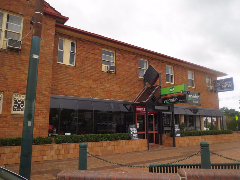 Gunnedah Hotel - Accommodation Bookings