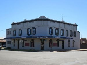 Imperial Hotel Gunnedah - Accommodation Bookings