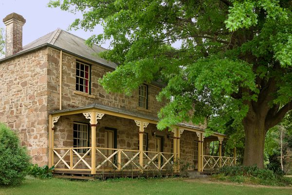 Old Stone House The - Accommodation Bookings