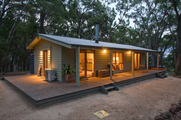Mirkwood Forest Self-Contained Spa Cottages - Accommodation Bookings
