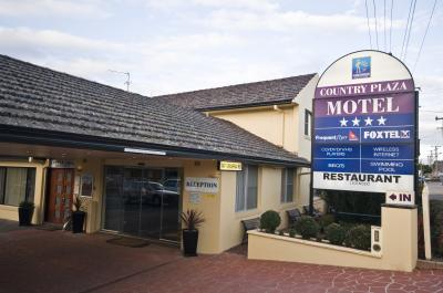 Quality Inn Country Plaza Queanbeyan - Accommodation Bookings