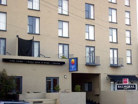 Best Western Balmoral on York - Accommodation Bookings