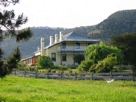 Stanton Bed and Breakfast - Accommodation Bookings