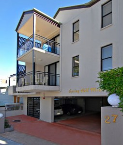 Spring Hill Mews - Accommodation Bookings