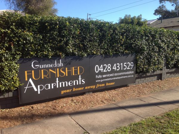 Gunnedah Furnished Apartments - Accommodation Bookings