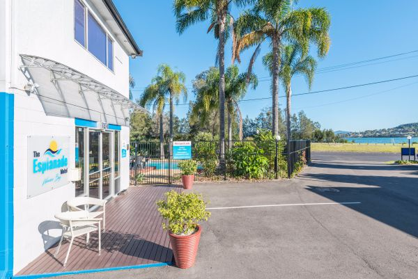 The Esplanade Motel - Accommodation Bookings