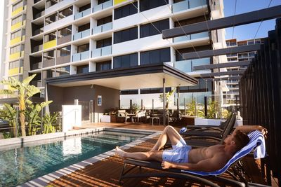 Alcyone Hotel Residences - Accommodation Bookings