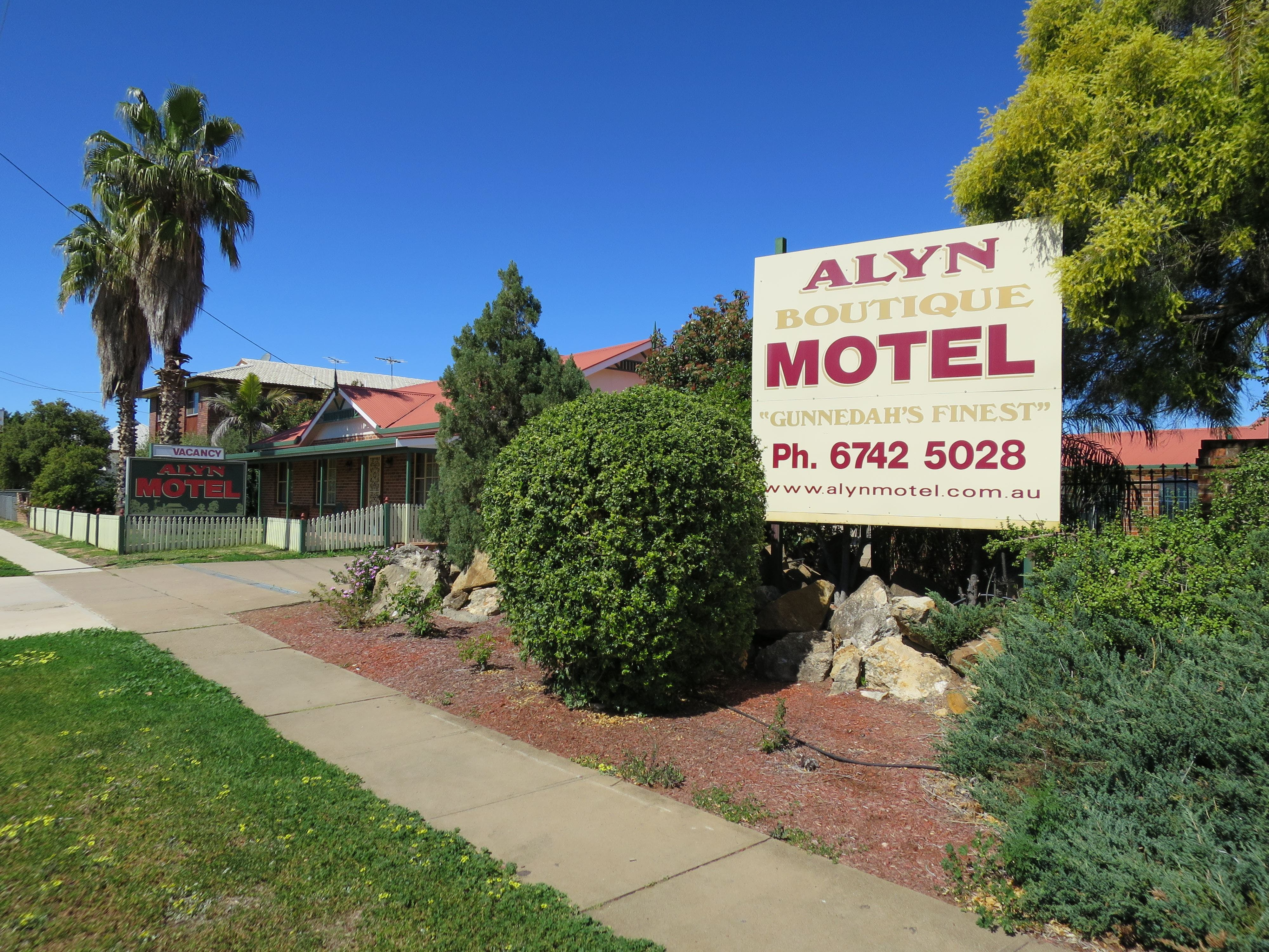 Alyn Motel - Accommodation Bookings