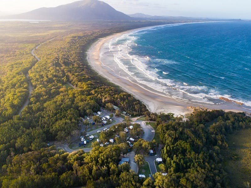 Diamond Head campground - Accommodation Bookings