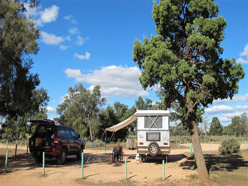 Main campground - Accommodation Bookings