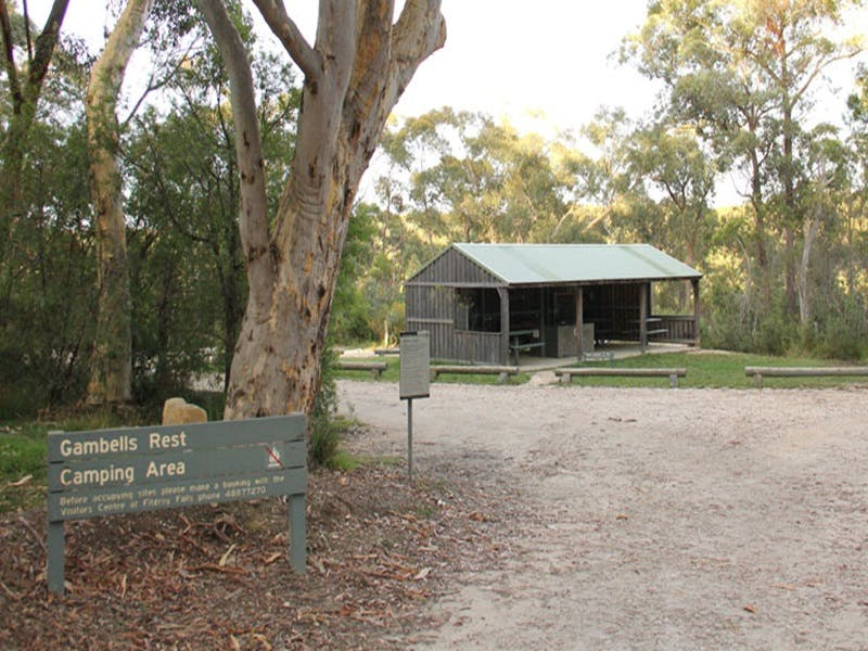 Gambells Rest campground - Accommodation Bookings
