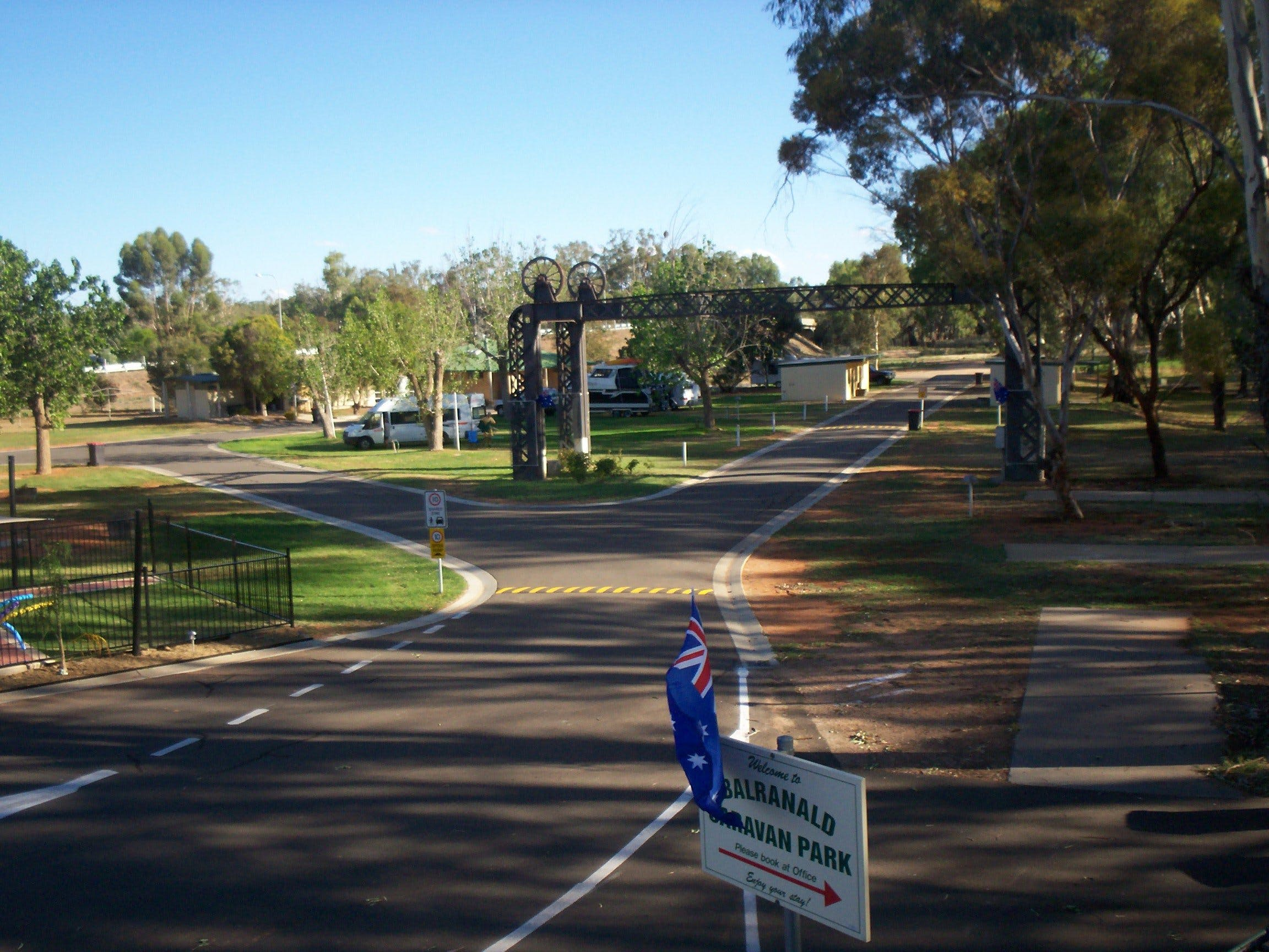 Balranald Caravan Park - Accommodation Bookings