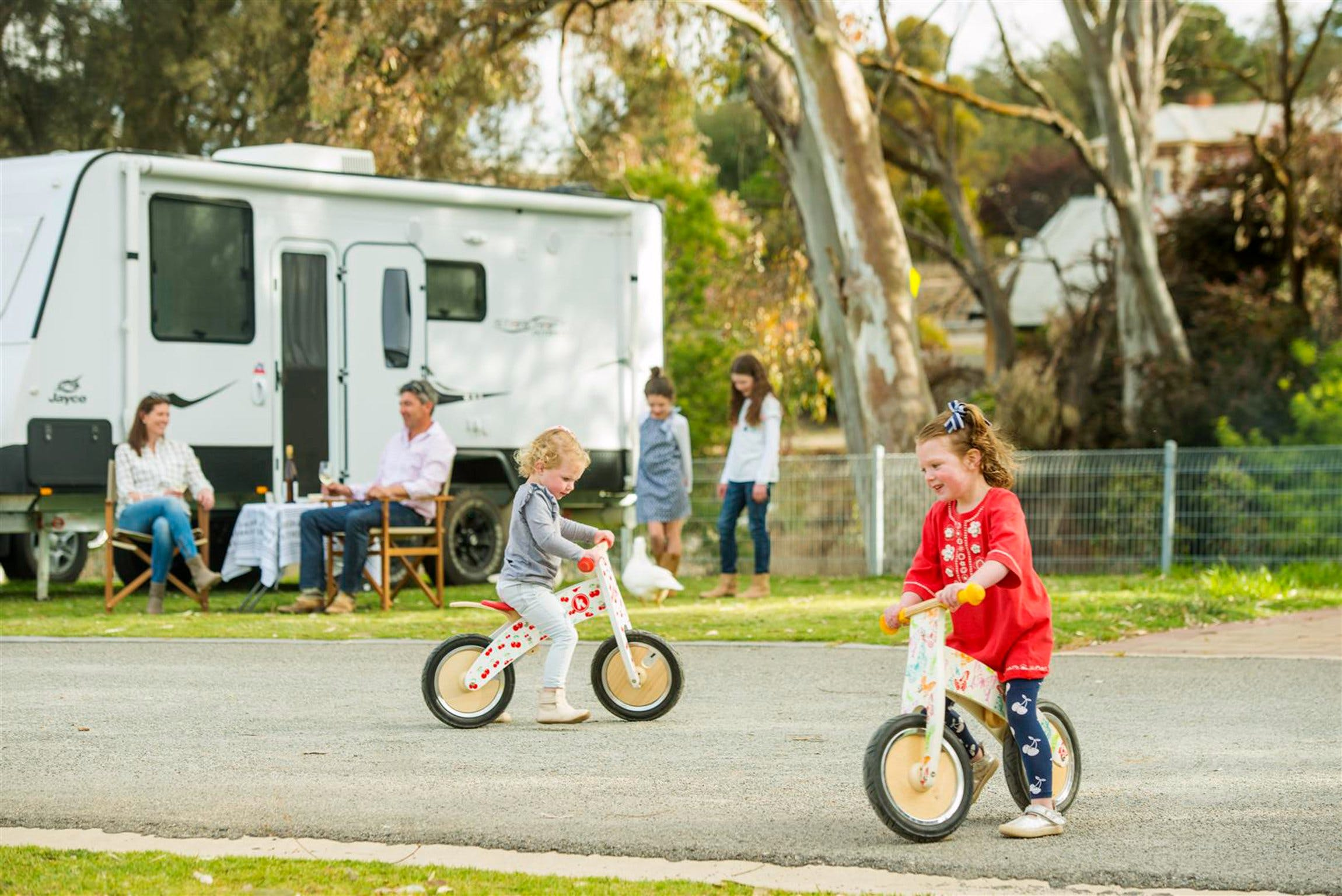 Burra Caravan and Camping Park - Accommodation Bookings