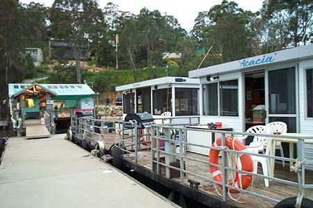 Clyde River Houseboats - Accommodation Bookings