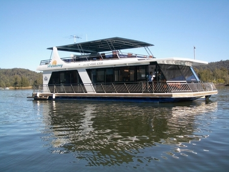 Able Hawkesbury River Houseboats - Accommodation Bookings