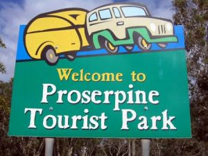Proserpine Tourist Park - Accommodation Bookings
