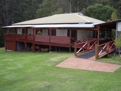 Pemberton Camp School - Accommodation Bookings