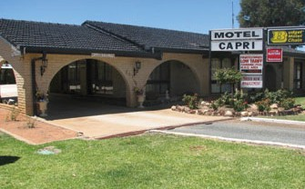 Balranald Capri Motel - Accommodation Bookings