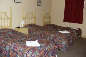 Knickerbocker Hotel Motel - Accommodation Bookings