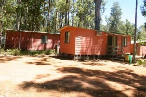 Dwellingup Chalets And Caravan Park - Accommodation Bookings
