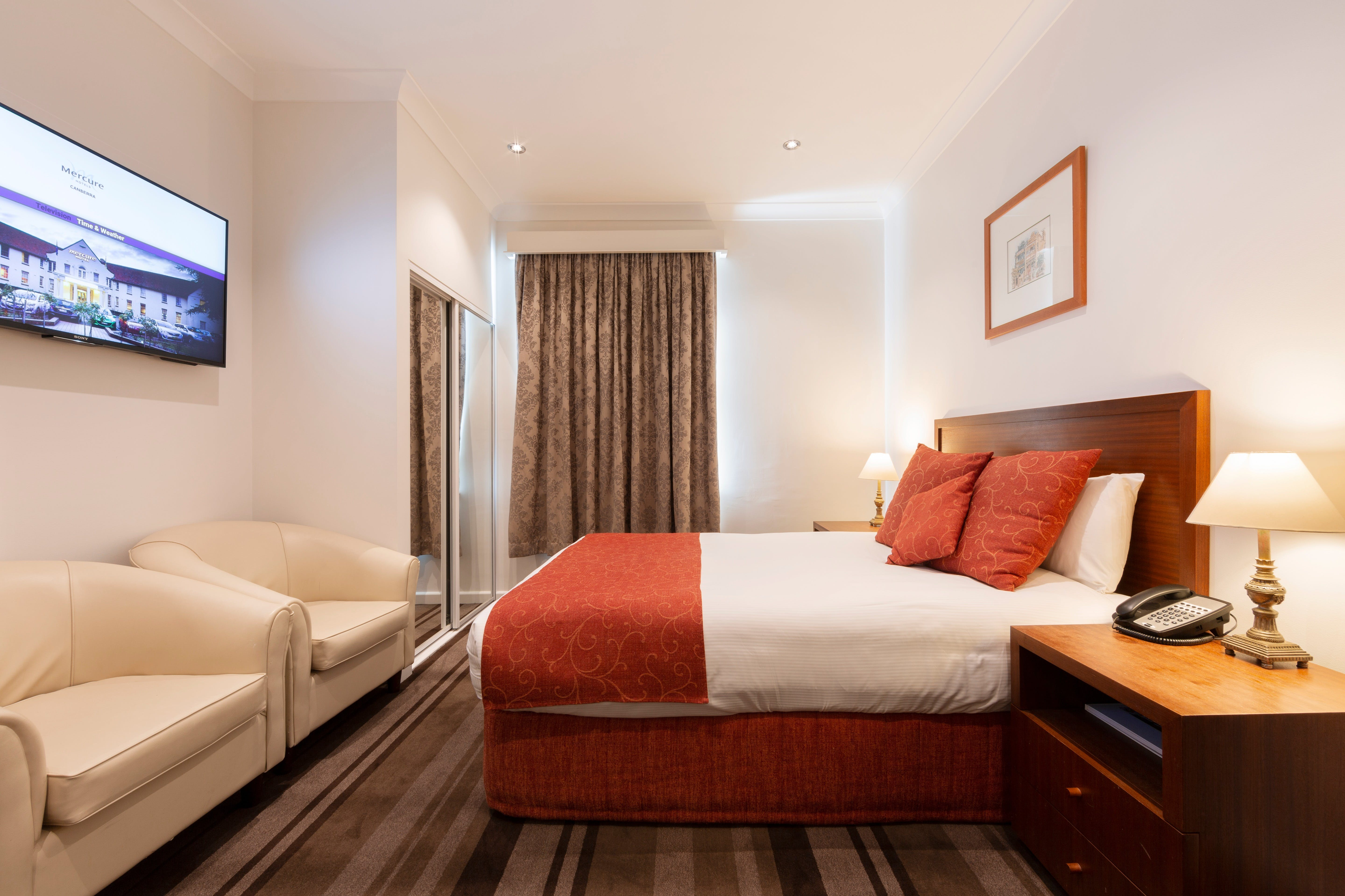 Mercure Canberra - Accommodation Bookings