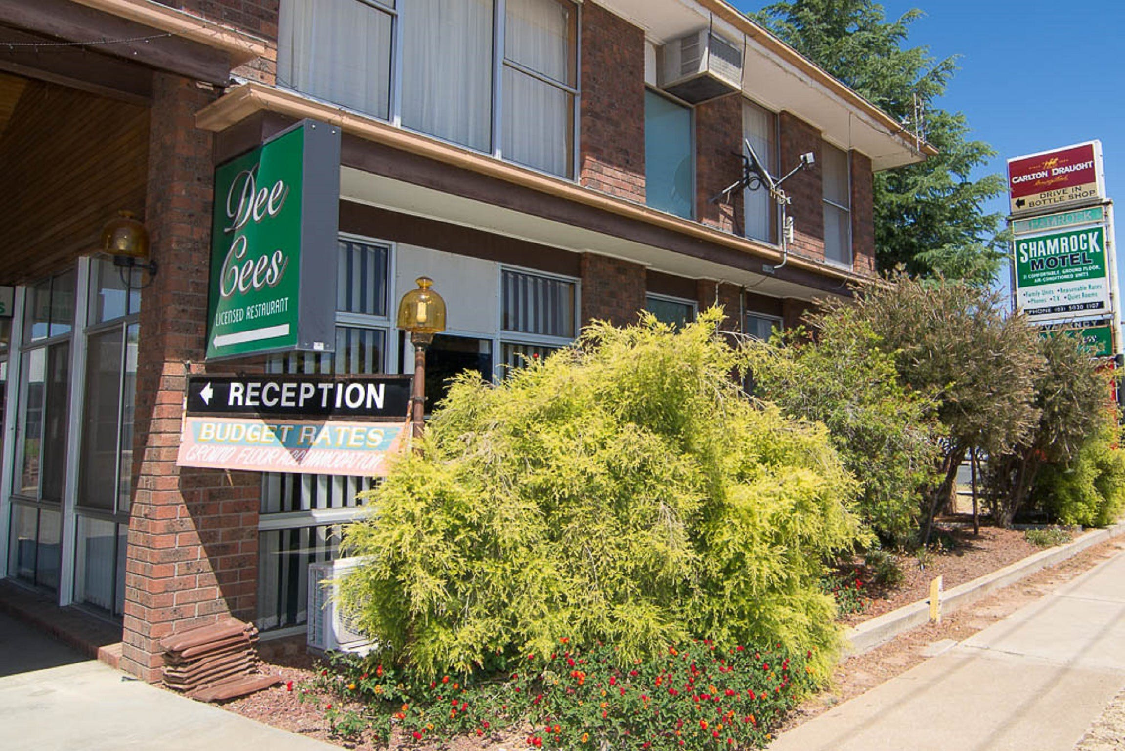 Shamrock Motel Balranald - Accommodation Bookings