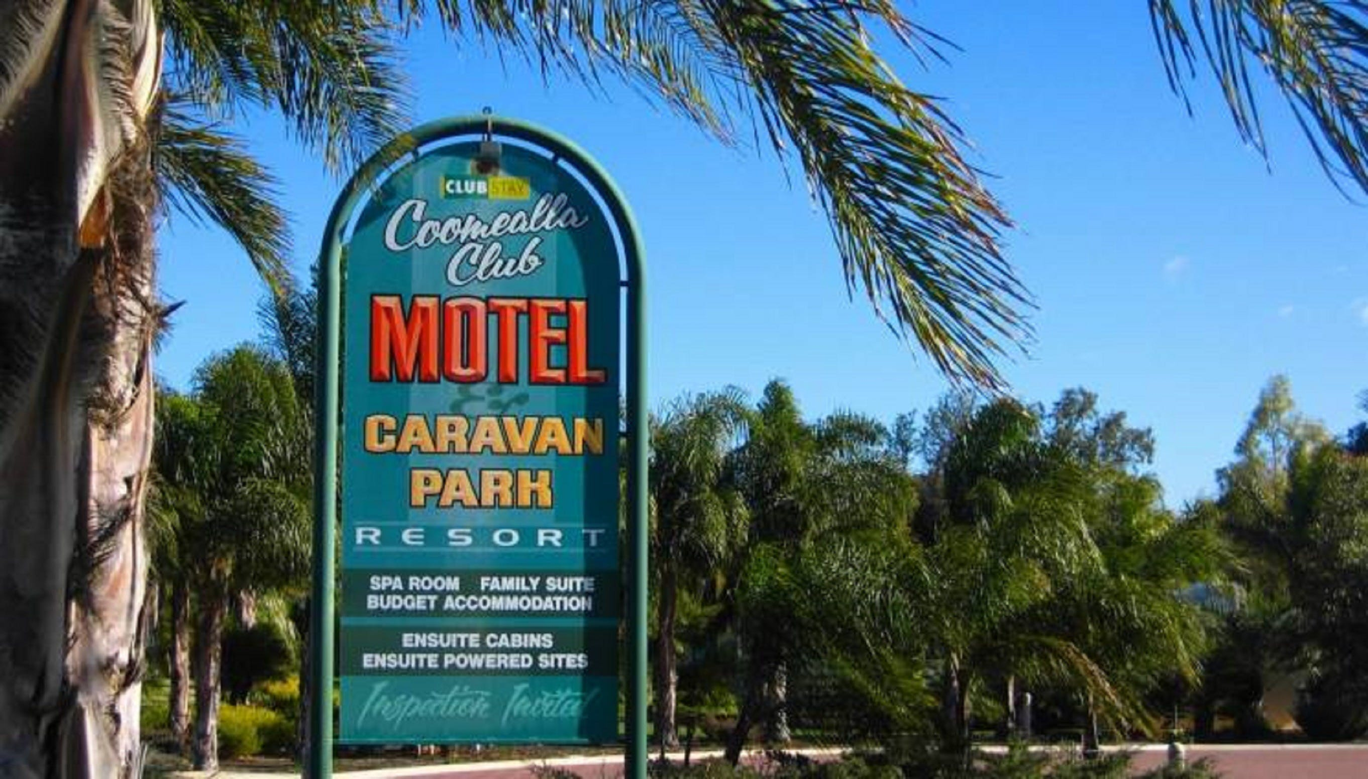 Coomealla Club Motel and Caravan Park Resort - Accommodation Bookings