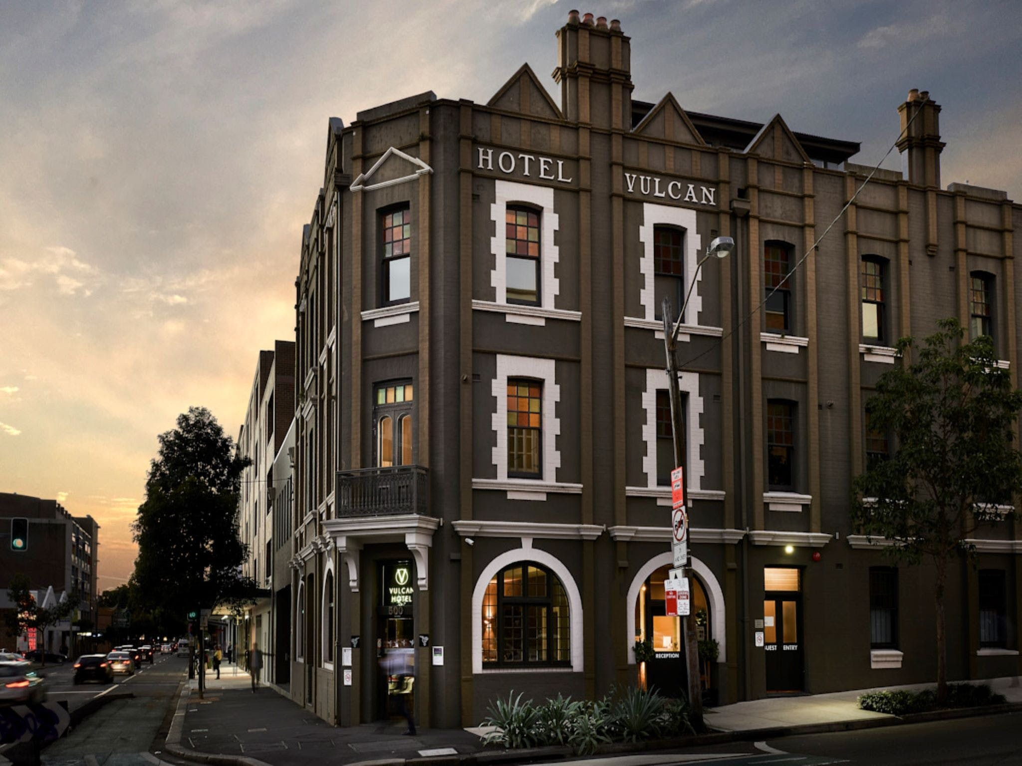 Vulcan Hotel Sydney - Accommodation Bookings