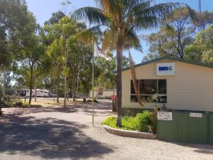 Big4 Blanchetown Riverside Holiday Park - Accommodation Bookings