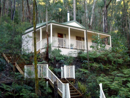 Myers Creek Cascades Luxury Cottages - Accommodation Bookings