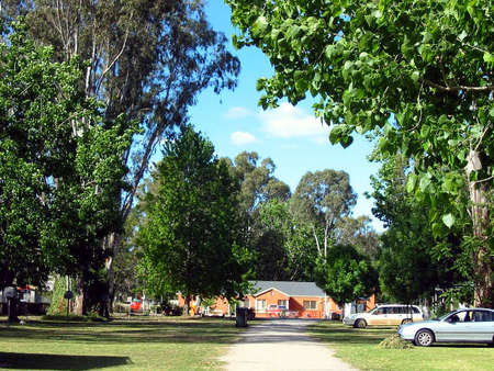 Cohuna Waterfront Holiday Park - Accommodation Bookings