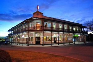 Grand Terminus Hotel - Accommodation Bookings