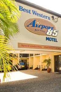 Best Western Airport 85 Motel - Accommodation Bookings