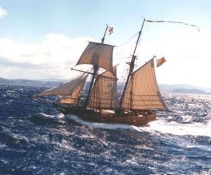 Enterprize - Melbourne's Tall Ship - Accommodation Bookings