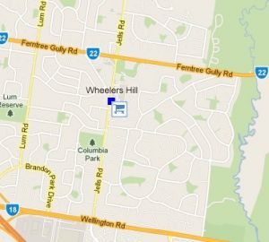 Wheelers Hill Shopping Centre - Accommodation Bookings