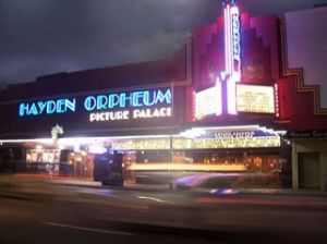 Hayden Orpheum Picture Palace - Accommodation Bookings
