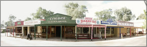 Pioneer Settlement - Accommodation Bookings